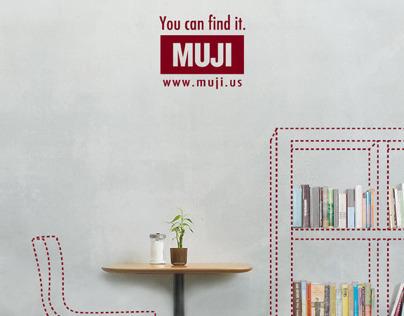 MUJI Magazine Ads