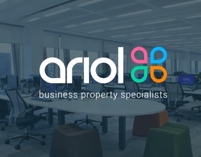 Ariol Busines Property Specialists - Brand Overhaul
