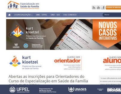 Especialização em Saúde da Família | UNA-SUS/UFPEL