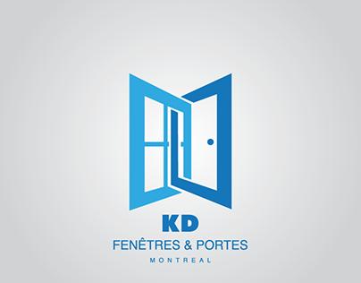 Fenetres & Portes Montreal Logo