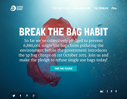 Break The Bag Habit