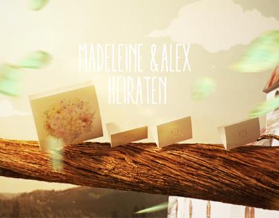 Madeleine & Alex Wedding