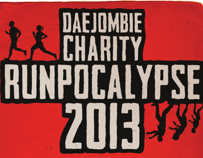 Daejombie Charity Runpocalypse 2013