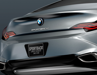 BMW Sportback Concept (Sneak Peek)