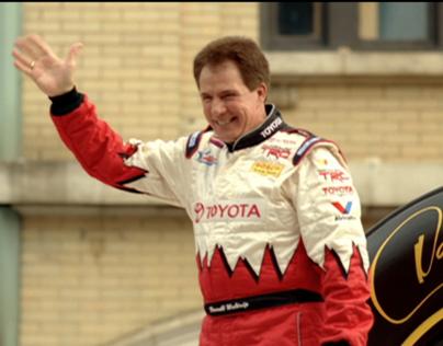 """Toyota NASCAR """"Parade"""""""