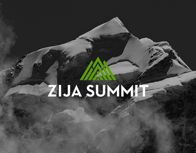 Zija Summit Logo and Website