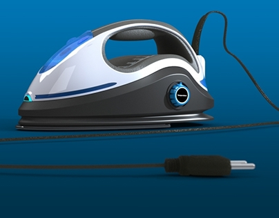 Steam Iron LISSAGE