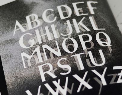 Typeface PURE