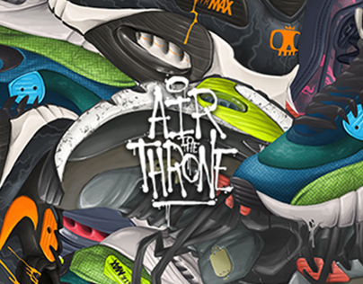 AIR TO THE THRONE SERIES