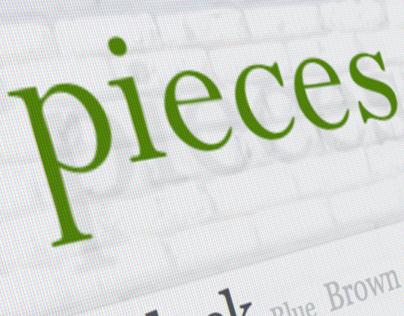 Pieces Website