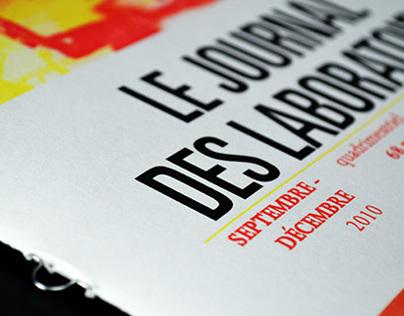 LE JOURNAL DES LABORATOIRES