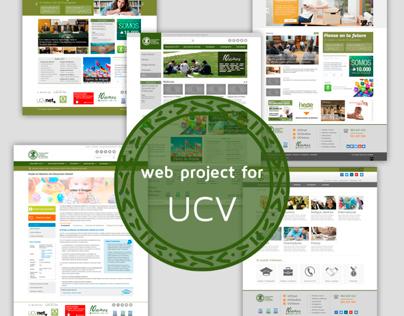 Web project UCV