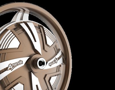 Motor Wheel