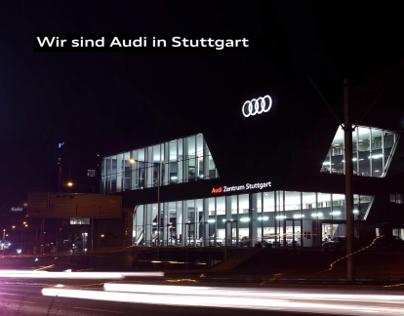 Audi Stuttgart Sommer Spot
