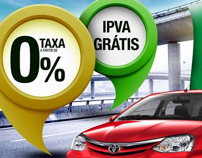 Anuncio Toyota Etios