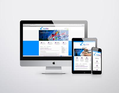 Frontline Communications - Branding