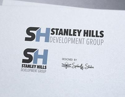 Stanley Hills Logo Design