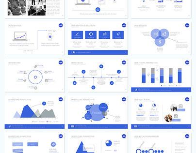 Hello Keynote - All-in-One Presentation Template