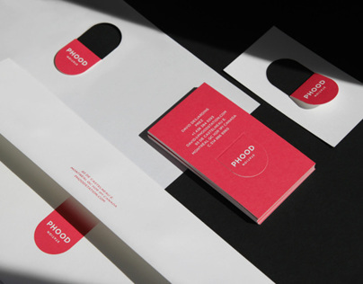 Phood Station / Branding