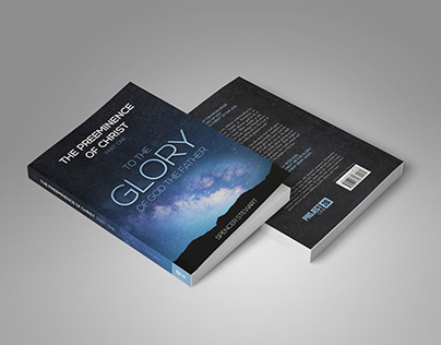 The Preeminence of Christ Book Cover Design