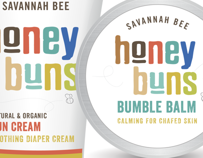Savannah Bee Company  |  Honeybuns Concept