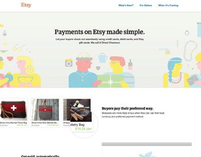 Etsy Payments: Making Global Payments Feel at Home