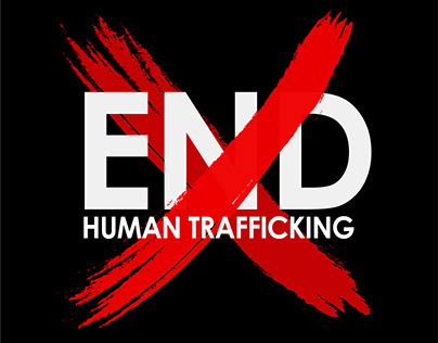 END HUMAN TRAFFICKING FOR TSHIRT PRINT