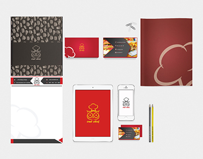 owl chief Stationary/Identity