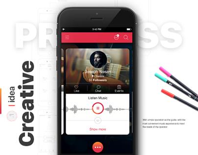 2016 Musician App