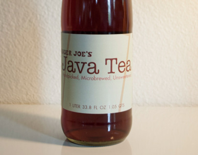 Java Tea Redesign Project