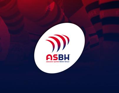 ASBH - Club Rugby Pro - Web design