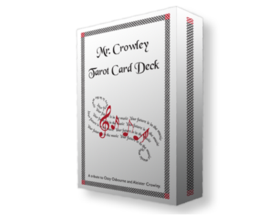 Mr. Crowley Tarot Cards