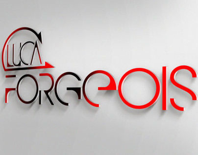LUCA FORGEOIS | Logo Design