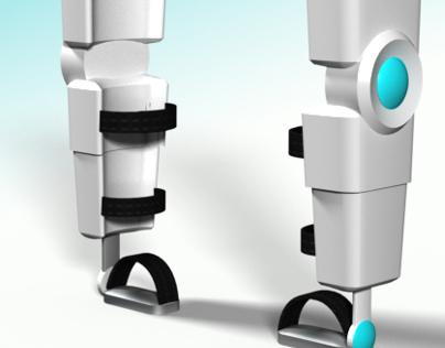 3d Exoskeleton Concept