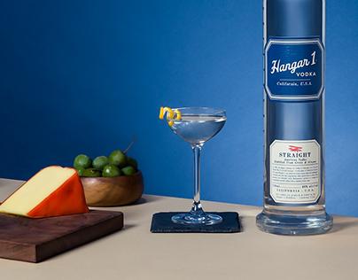 Hangar 1 Vodka / SF Campaign