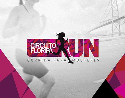 Circuito Floripa Run - Corrida para Mulheres