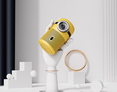 Minions Smart Projector