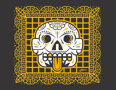 Dia de Muertos Mictlán
