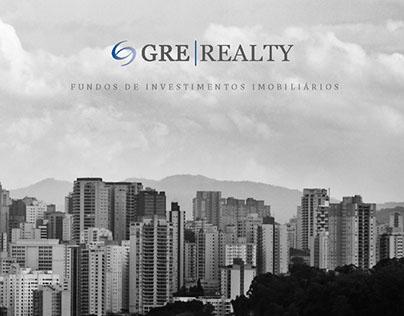 Graphic Design - GRE | Realty Brochure