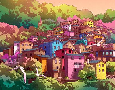 Piódão's Village