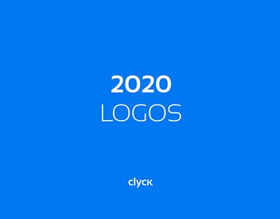 2020 Logos - clyck