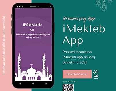 Imekteb app