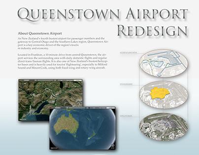 Queenstown Airport Redesign