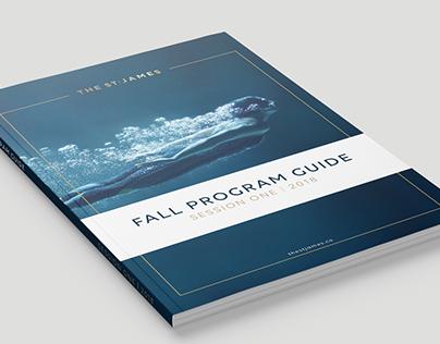 St. James Program Guide