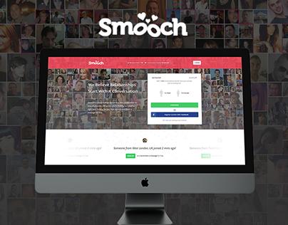 Smooch.com: Dating Website Development