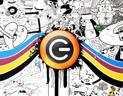 Wall Illustration Studio GETREZE