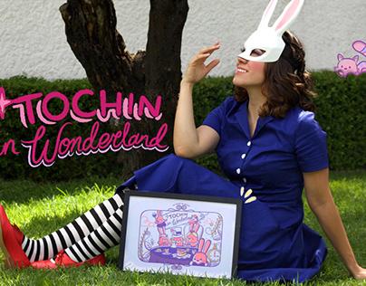 Tochin in Wonderland