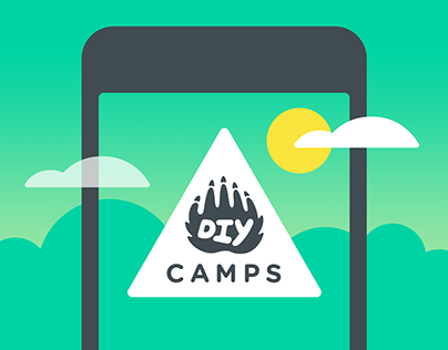 DIY Camps iOS App - Online Camp for Kids