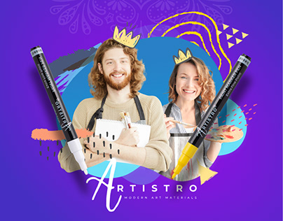Artistro Art Supplies