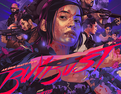 BUY BUST Tribute Key Art Posters